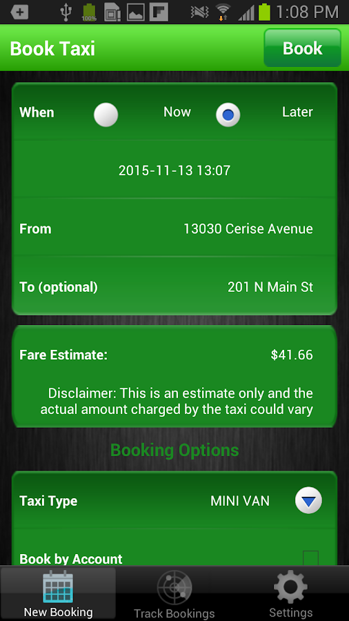 Bell Cab - Los Angeles Taxi- screenshot