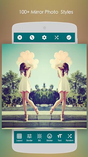 Mirror Photo:Editor&Collage (HD) screenshot 9