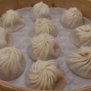 Steamed Pork Dumplings with Bamboo Shoots #DumplingsWorldwide.