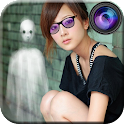 Selfie with Ghost - PhotoMaker