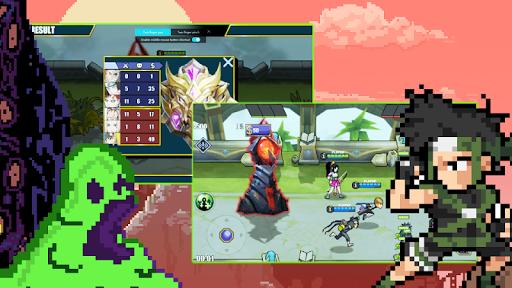 Télécharger Gratuit Monstre contre héros Moba APK MOD (Astuce) screenshots 3