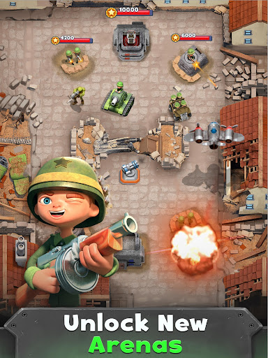 War Heroes: Fun Action for Free screenshot 8