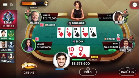 Poker Heat™ - Free Texas Holdem Poker Games APK screenshot thumbnail 1