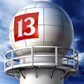 WTHR Live Doppler 13 Weather icon