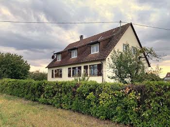 maison à Widensolen (68)