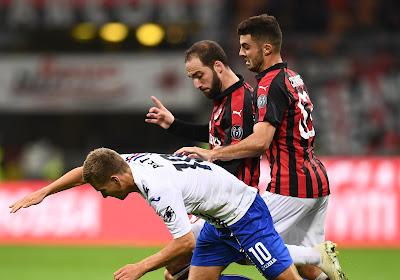 L'AC Milan a un Diable Rouge dans son viseur
