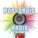 Pop-Droid Radio Pro icon