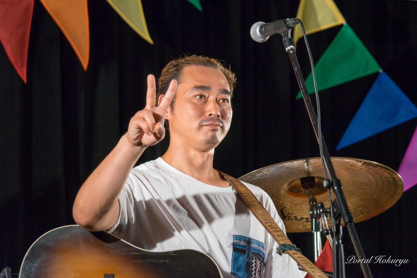 ワタナベヒロシさん
