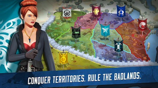 Into the Badlands: Champions MOD (Unlimited Money) 2