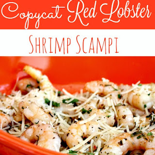 Copycat Red Lobster Shrimp Scampi