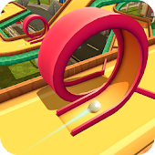 Mini Golf 3D Cartoon City