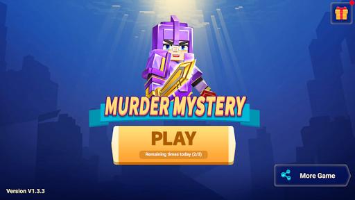 Code Triche Murder Mystery APK MOD (Astuce) screenshots 1