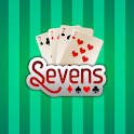 Sevens - Domino with Cards icon