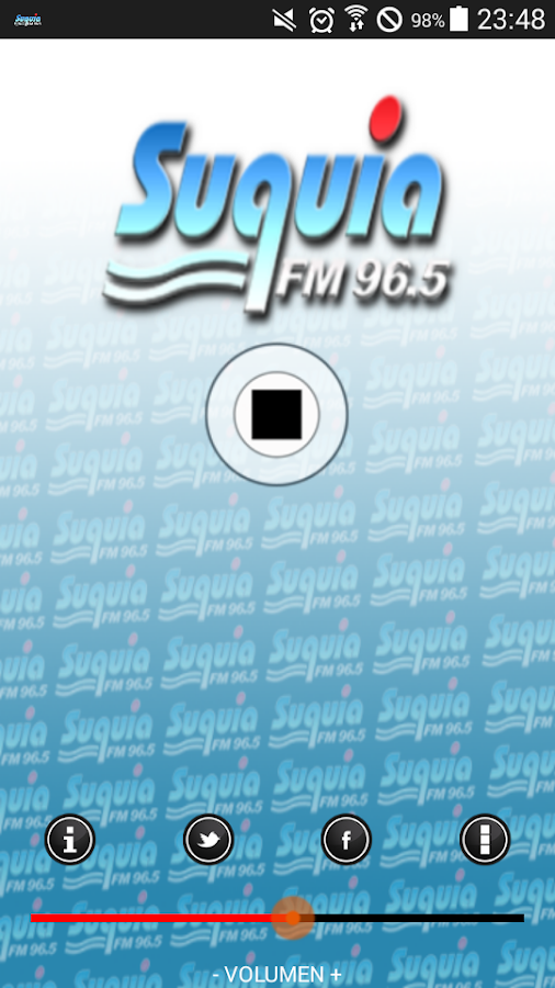 Radio Suquia FM 96.5- screenshot