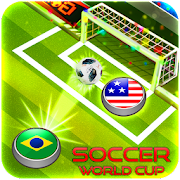 Game Strike 2 goal: Fantasy Soccer Star 2018 apk for kindle fire