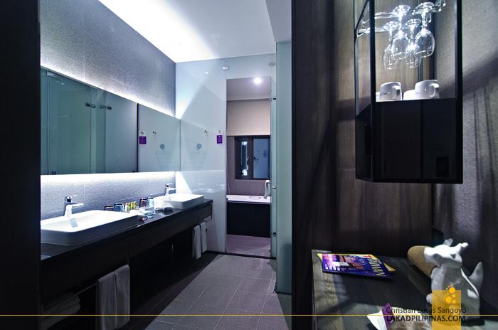 Taipei Westgate Hotel Toilet & Bath
