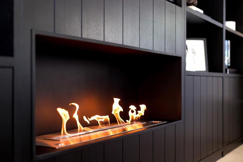 Biokominek jest świetną alternatywą dla tradycyjnych kominków i efektownym elementem wystroju wnętrza