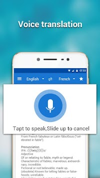 Translate all language : text and voice