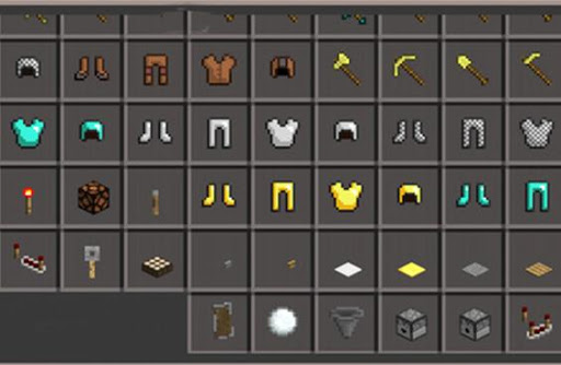 Shield and armor for Minecraft 2.3.3 screenshots 1