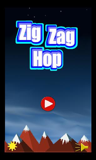 Zig Zag Hop