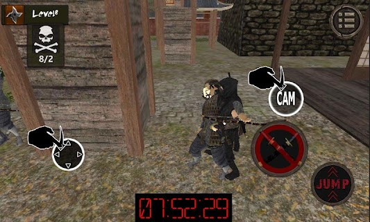 Shinobidu: Ninja Assassin 3D screenshot 22