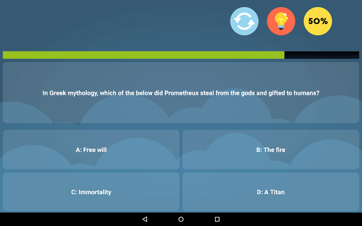 Eureka Quiz Game Free - Knowledge is Power 1.10 screenshots 8
