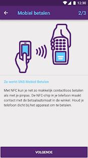 SNS Mobiel Betalen - náhled