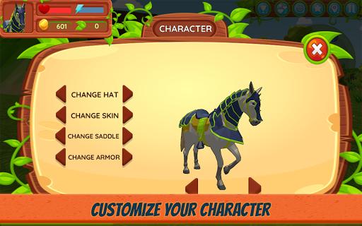Horse Family u2013 Animal Simulator 3D apkmr screenshots 14