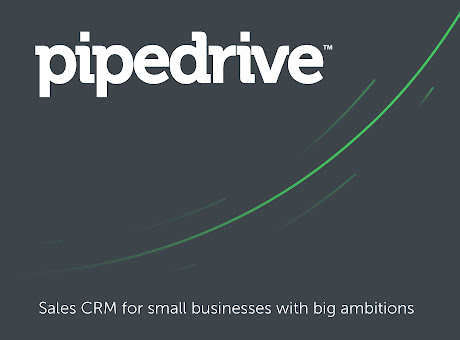 Pipedrive Sales CRM