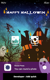Halloween Camera- screenshot thumbnail