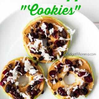 "No Bake Apple ""Cookies"""