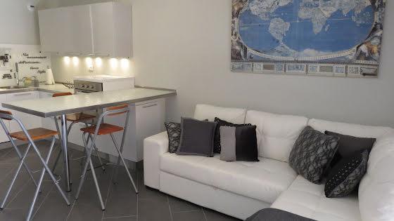 Vente appartement 2 pièces 37,46 m2