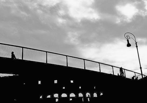 architettura in silhouette di cugar79