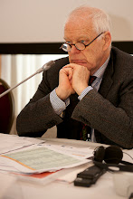 Photo: Thomas Hammarberg, (former) Commissioner for Human Rights of the Council of Europe