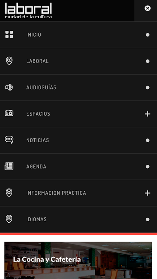 La Laboral- screenshot