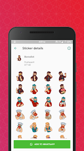 AIO Sticker for WhatsApp Screenshot