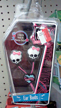 Photo: My two youngest daughters love Monster High but neither spotted these, maybe I'll come back alone for some Christmas shopping.