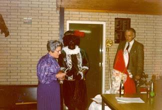 Photo: Sinterklaas 1985