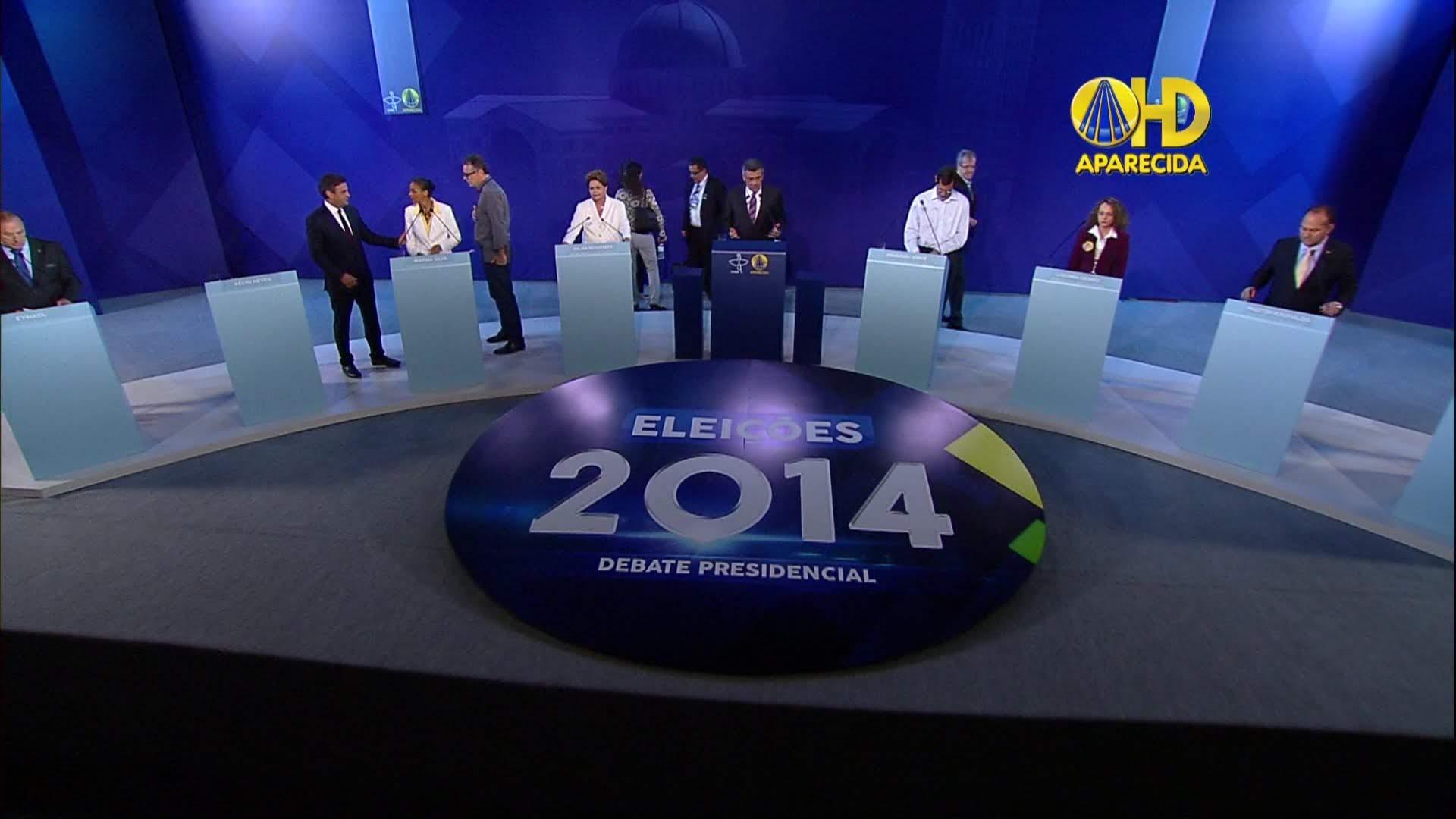 Rede Aparecida divulga detalhes do Debate presidencial