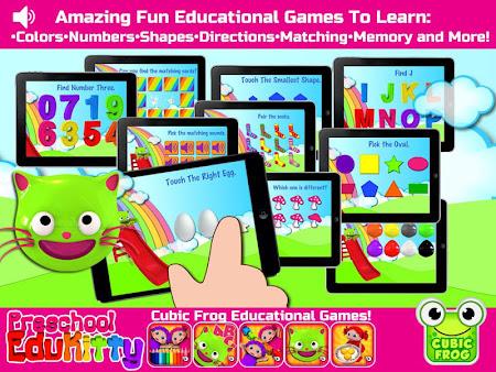 Preschool EduKitty Toddlers! 6.10 screenshot 313072