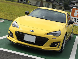 BRZ  GT yellow editionのカスタム事例画像 BH Riderさんの2019年09月29日00:08の投稿