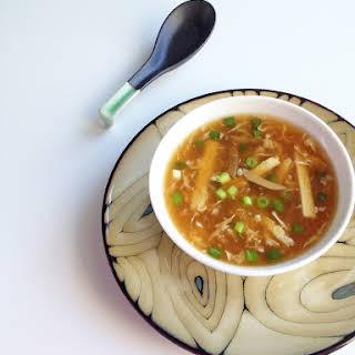 Szechuan Hot and Sour Soup.