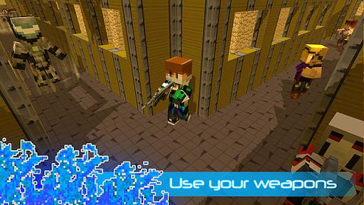 Robot Ninja Battle Royale screenshots 8