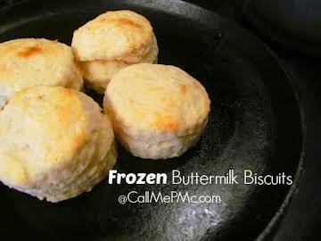 Frozen Buttermilk Biscuits » Call Me PMc