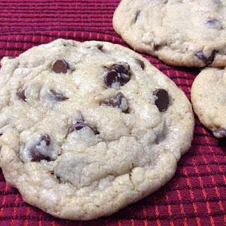 No Fail Chocolate Chip Cookies.