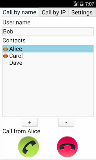 DS Talk: private free IP calls