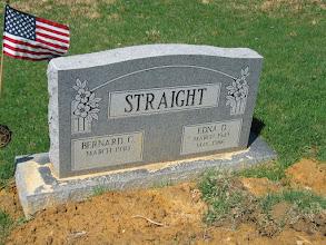 Photo: Straight, Bernard C. and Edna D.
