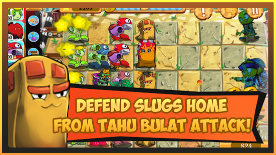 Tofu Monster Attack- screenshot thumbnail
