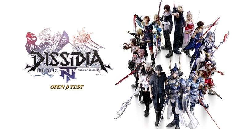 [Dissidia Final Fantasy NT] เปิดทดสอบรอบ Open Beta พร้อมเผยข้อมูลชุด ULTIMATE BOX