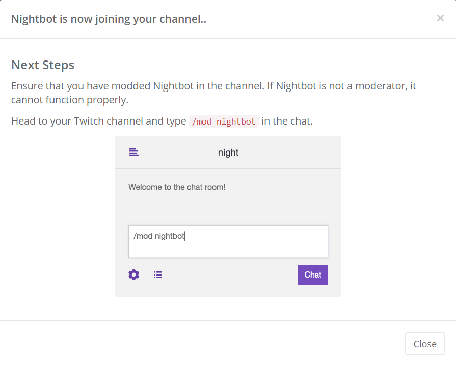 Best Twitch Chatbot In 2019 - Go&Stream